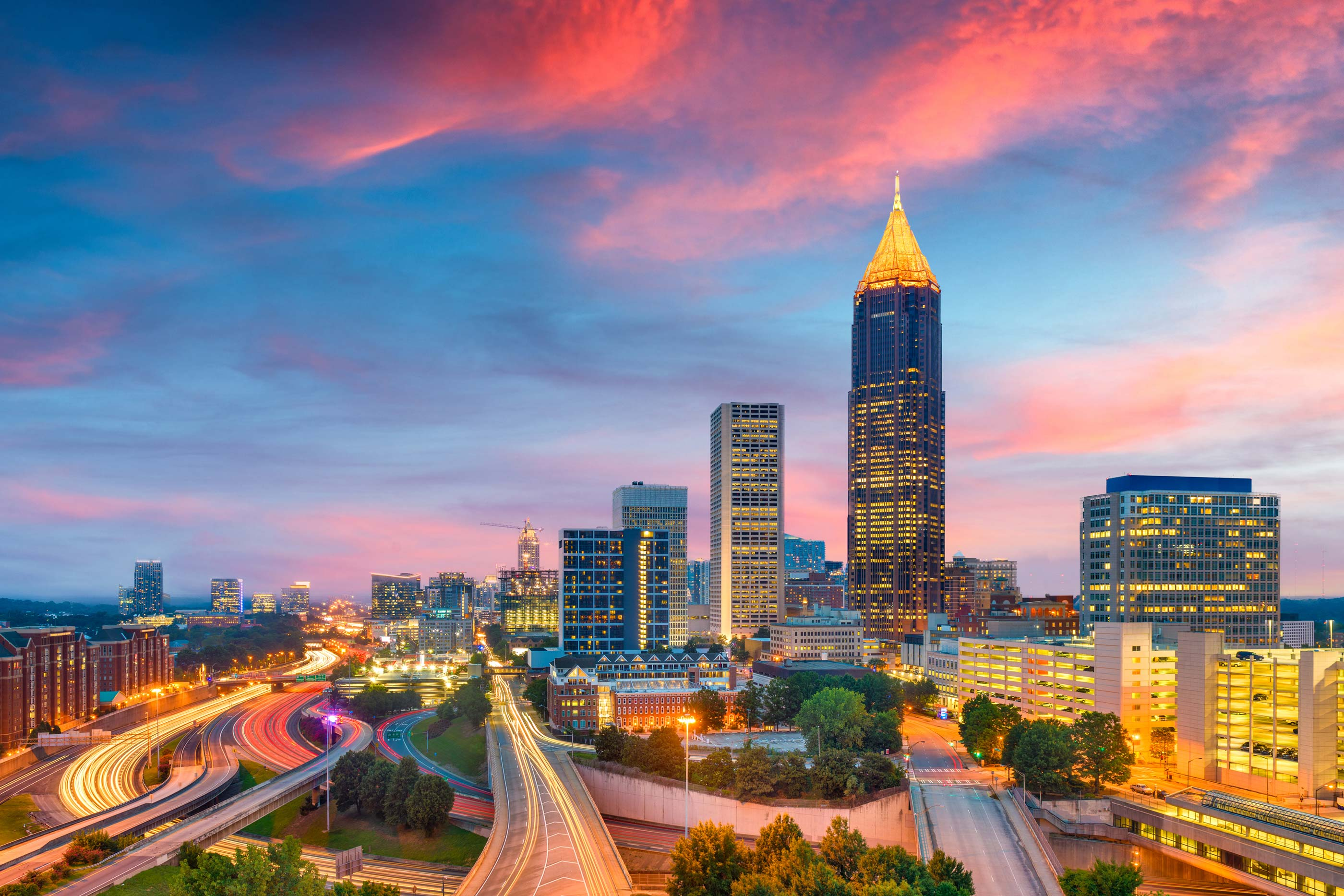 Last Minute Travel Deals to Atlanta Georgia  GoLastMinute