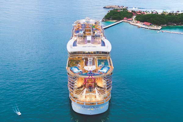 Royal Caribbean Cruises Last Minute